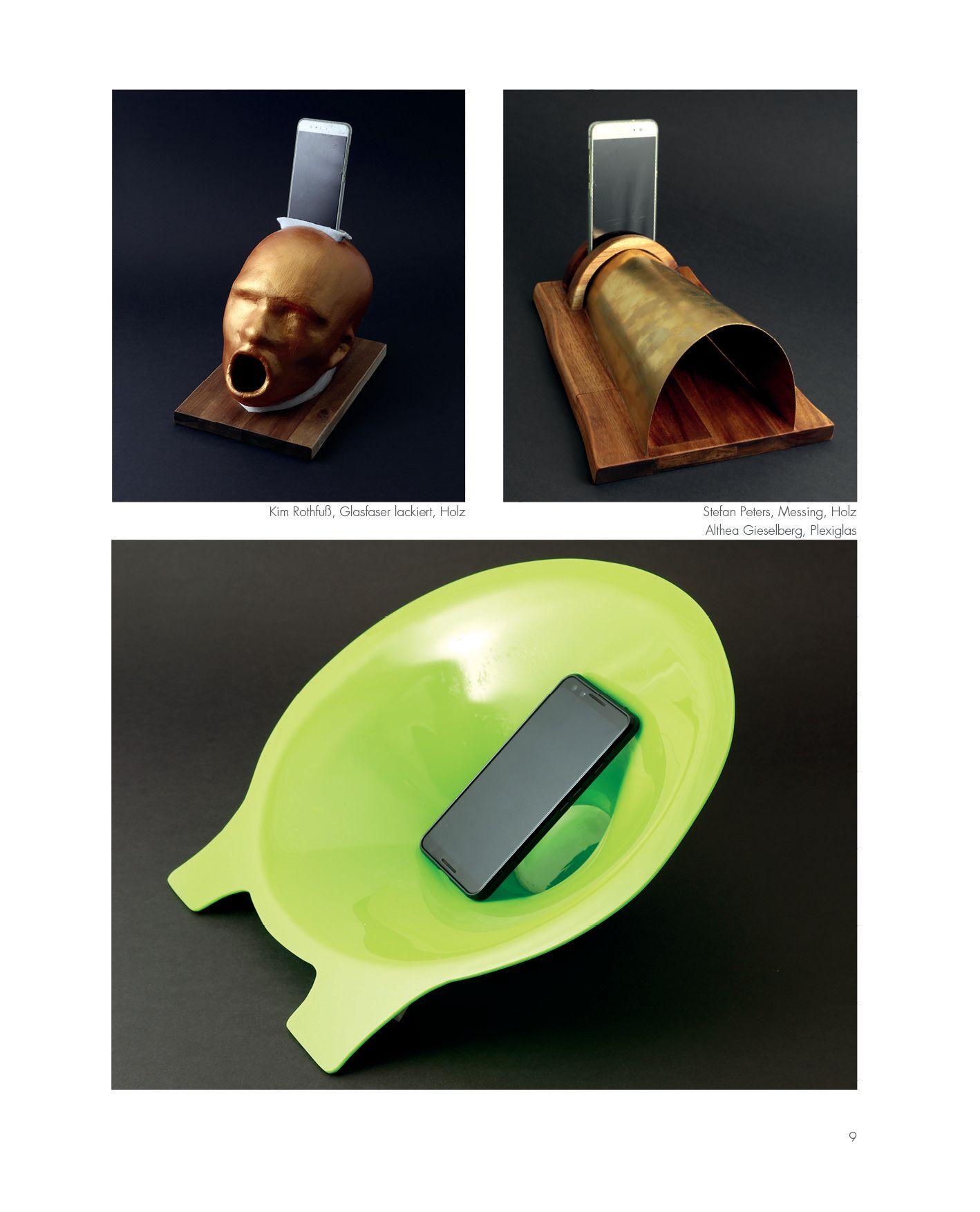 BK Produktdesign: Klangverstärker